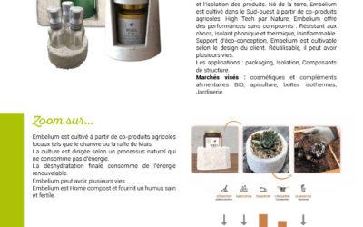 Le colloque «Eco conception» en Nouvelle Aquitaine s'est tenu le 14 Novembre dernier