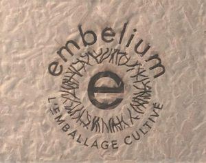 Logo gravure laser